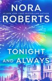 Book Cover Image. Title: Tonight and Always, Author: Nora Roberts