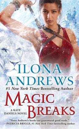 Magic Breaks (Kate Daniels Series #7)