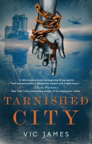 Book Tarnished City