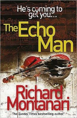 The Echo Man (Kevin Byrne & Jessica Balzano Series #5)