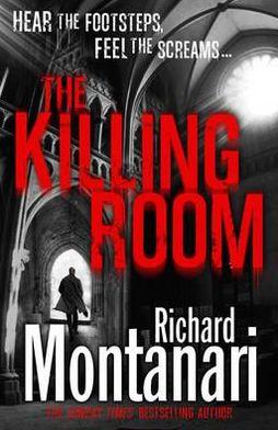 The Killing Room (Kevin Byrne & Jessica Balzano Series #6)
