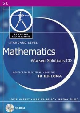Pearson Baccaularete Maths Sl Workd Soln Cd
