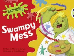 Horribilly: Swampy Mess (Green C)