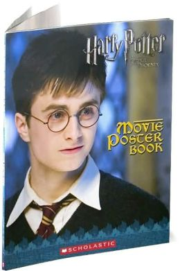 Harry Potter and the Order of the Phoenix: Movie Poster Book