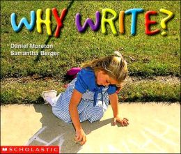 Why Write? (Learning Center Emergent Readers)