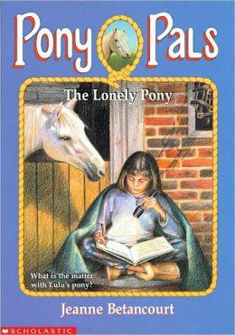 Lonely Pony