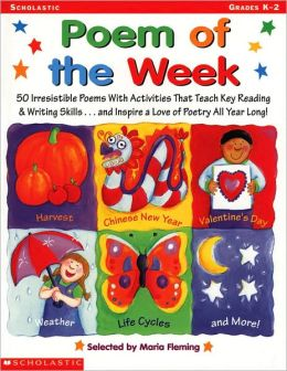 POEM OF THE WEEK K-2