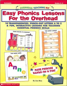 Easy Phonics Lessons for the Overhead