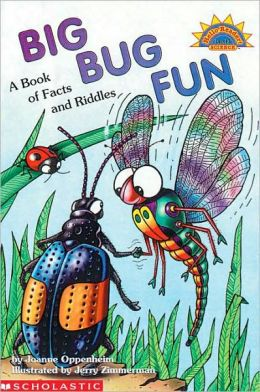 Big Bug Fun (Hello Reader! Series)