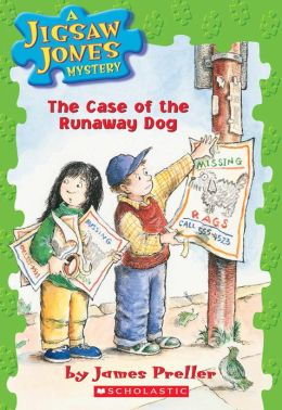 The Case of the Runaway Dog (Jigsaw Jones Series #7)