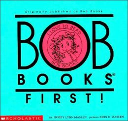 Bob Books First! (Bob Books Series)