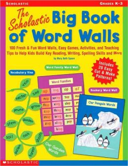 Scholastic Big Book of Word Walls