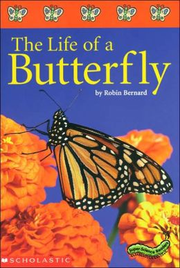 Life of a Butterfly: Colorful and Engaging Books on Favorite Thematic Topics for Guided and Independent Reading