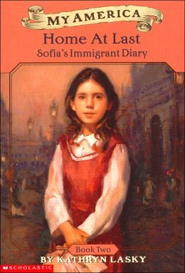 Home at Last, Sofia's Ellis Island Diary (My America Series #2)