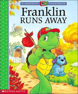 Franklin Runs Away (Franklin Series)
