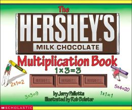 The Hershey's Milk Chocolate Multiplication Book