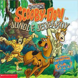 Scooby-Doo!TM in Jungle Jeopardy