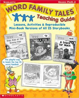 Word Family Tales: Teaching Guide