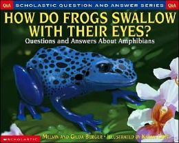 How Do Frogs Swallow With Their Eyes?