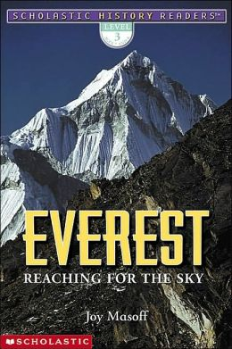 Everest: Reaching For The Sky Joy Masoff