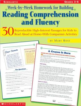 WEEK BY WEEK READING COMPREHE