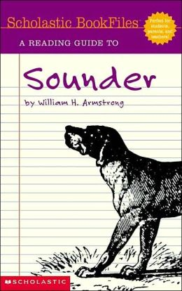 A Reading Guide to Sounder (Scholastic Bookfiles Series)