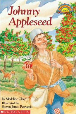Johnny Appleseed (Hello Reader! Level 1 Series)