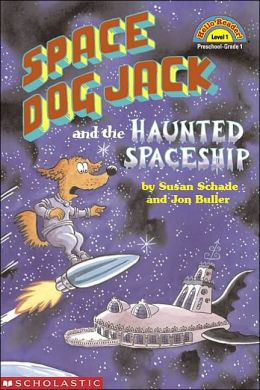 Space Dog Jack and the Haunted Spaceship