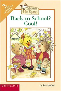 Tales From Duckport: Back To School? Cool Suzy Spafford
