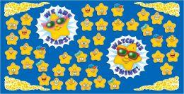 Scholastic Bulletin Boards: We Are Stars