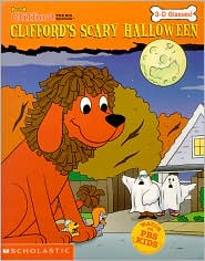 Clifford's Scary Halloween