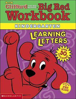 Kindergarten:Learning Letters