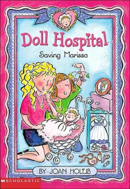 Saving Marissa (Doll Hospital Series #4)