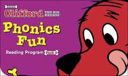 Clifford's Phonics Fun Pack Set #2 (Clifford, the Big Red Dog Series)