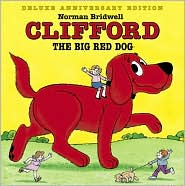 Clifford The Big Red Dog 40th Anniversary Edition