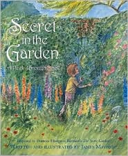 Secret In The Garden (A Peek-Through Book Series)