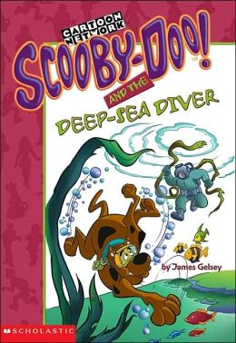 Scooby Doo And The Deep Sea Diver (Scooby-Doo Mysteries Series #26)
