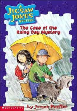 The Case of the Rainy Day Mystery (Jigsaw Jones Series #21)