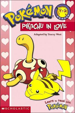 Pikachu in Love (Pokemon Series)