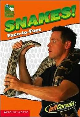 Snakes! Fact-to-Face (Animal Planet Series #1)