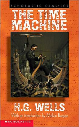 The Time Machine: With an introduction by Melvin Burgess