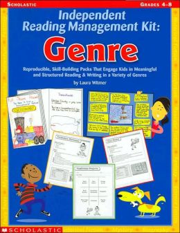 Independent Reading Management Kit: Genre