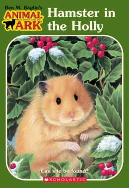 Hamster In The Holly (Animal Ark)