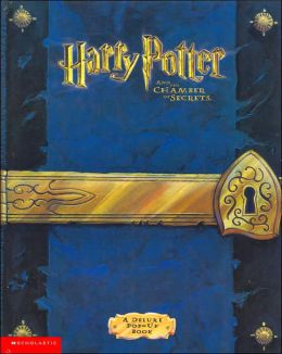 Harry Potter and the Chamber of Secrets: A Deluxe Pop-Up Book