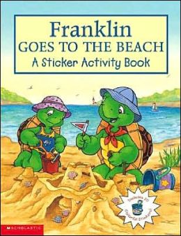 Franklin Goes To The Beach:: A Sticker Activity Book