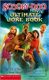Scooby-Doo Movie Ultimate Joke Book