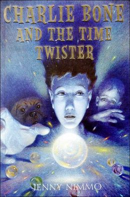Charlie bone time twister book report