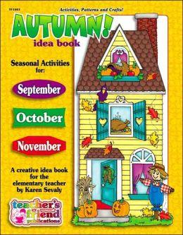 Autumn Idea Book