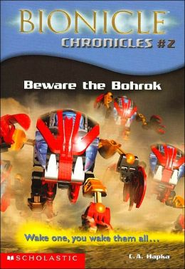 Beware the Bohrok (Bionicle Chronicles Series #2)