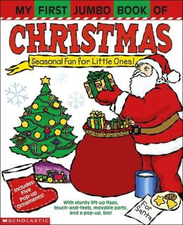 My First Jumbo Book of Christmas: Learning Fun for Little Ones!